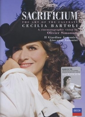 Sacrificium : the art of the castrati : a cinematic vision by Olivier Simonnet