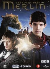 The adventures of Merlin. Seizoen 1