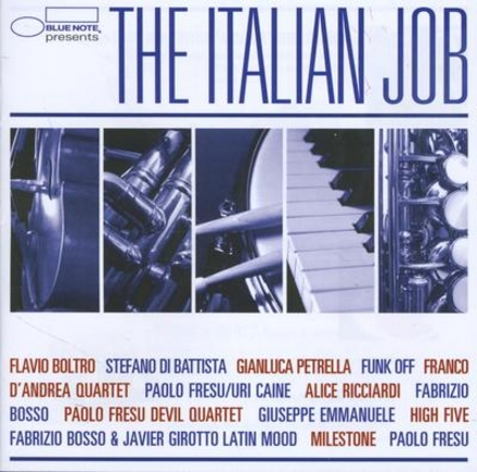 Blue Note presents The Italian job