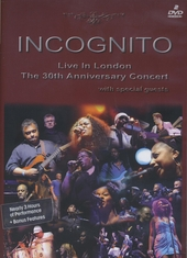 Live in London : The 30th anniversary concert