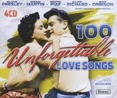 100 unforgettable love songs