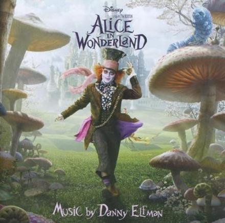 Alice in wonderland : an original Walt Disney records soundtrack
