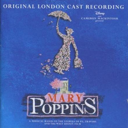 Mary Poppins : Original London cast recording