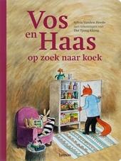 Vos en Haas op zoek naar koek