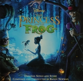 The princess and the frog : original songs and score