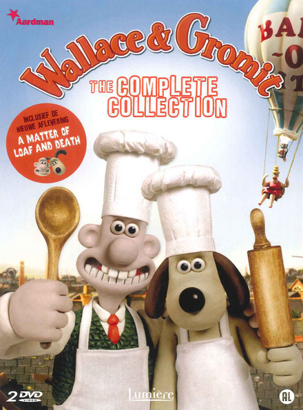 Wallace & Gromit : the complete collection