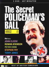 The secret policeman's ball