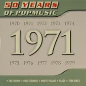 50 years of popmusic : 1971