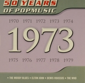 50 years of popmusic : 1973