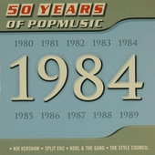 50 years of popmusic : 1984