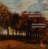 String quartet op.41 no.1