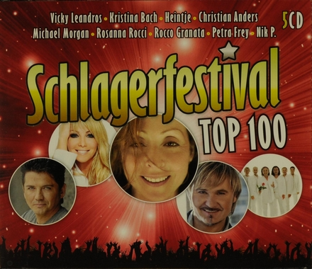 Schlagerfestival Top 100