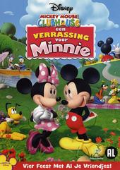 Een verrassing voor Minnie