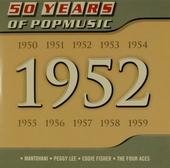 50 years of popmusic : 1952
