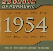 50 years of popmusic : 1954