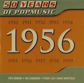 50 years of popmusic : 1956