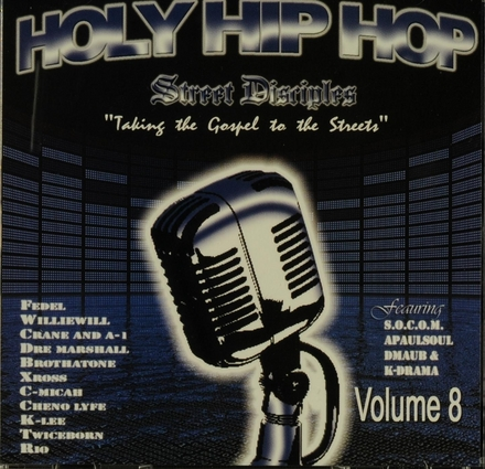 Holy hip hop. vol.8