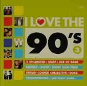 I love the 90's. Vol. 3