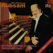 Wolfgang Rübsam in concert