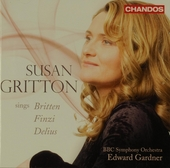 Susan Gritton sings Britten Finzi Delius
