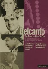Belcanto : the tenors of the 78 era. Vol. 2