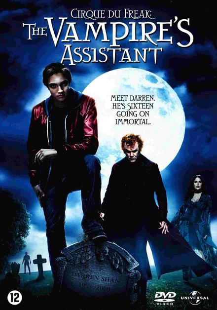 Cirque du freak : the vampire's assistant
