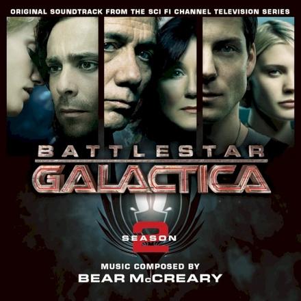 Battlestar Galactica season 2 : original soundtrack from the Sci Fi Channel television series