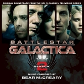 Battlestar Galactica season 2 : original soundtrack from the Sci Fi Channel television series