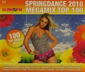 Springdance 2010 : Megamix top 100