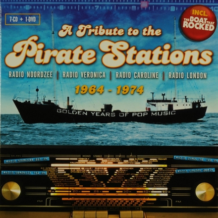 A tribute to the pirate stations