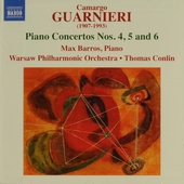 Piano concertos nos. 4, 5 and 6