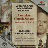 Complete church sonatas