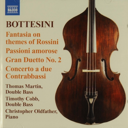 The Bottesini collection 5. vol.5