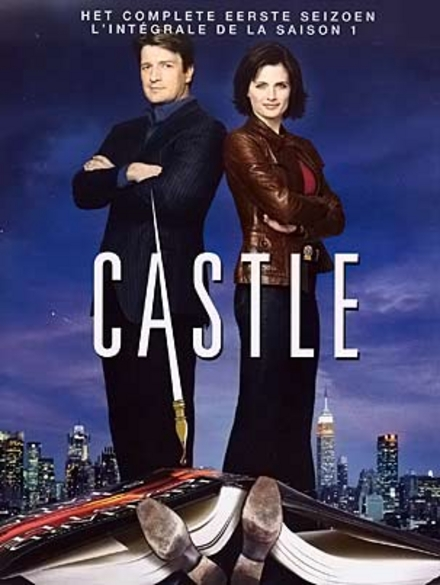 Castle. Het complete eerste seizoen