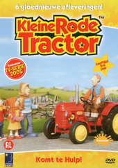 Kleine Rode Tractor komt te hulp!