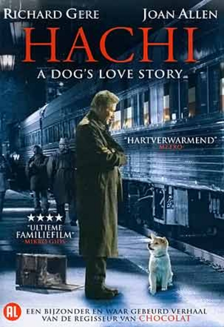 Hachi : a dog's love story