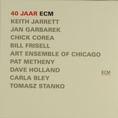 40 jaar ECM : selected recordings