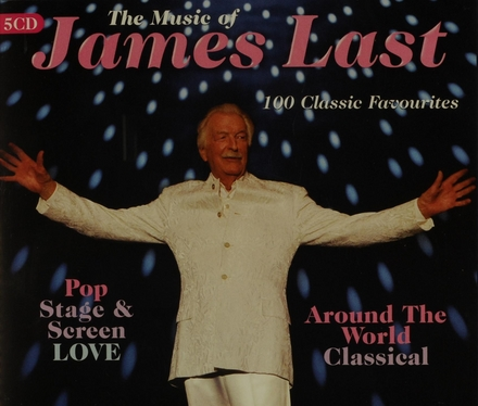 The music of James Last : 100 classic favourites