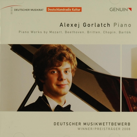Deutscher Musikwettbewerb : Winner 2008