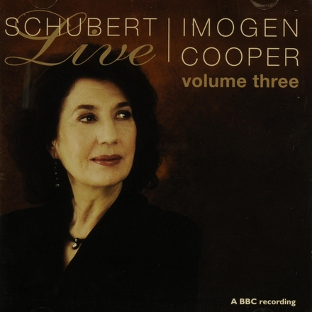 Schubert live. vol.3