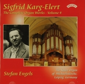 The complete organ works - volume 4. vol.4