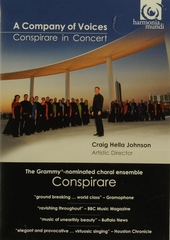A company of voices : Conspirare in concert