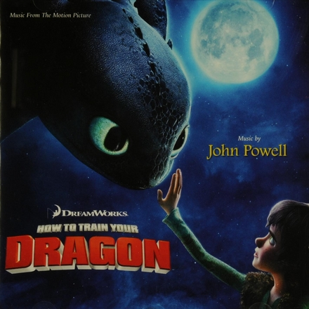 How to train your dragon : music from the motion picture