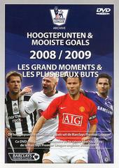Hoogtepunten & mooiste goals 2008-2009 : premier league
