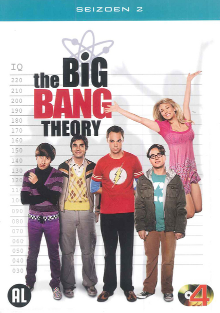 The big bang theory. Seizoen 2