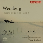 Symphonies nos 1 and 7