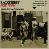 Backstreet Brit funk : Compiled by Joey Negro