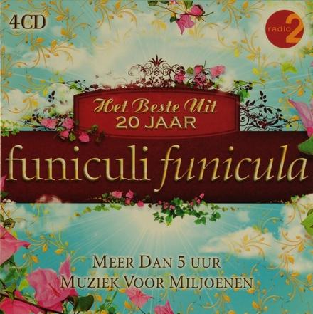 Funiculi funicula. Vol. 37, Het beste uit 20 jaar funiculi funicula