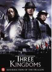 Three kingdoms : ressurrection of the dragon