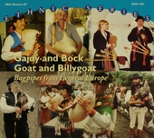 Gajdy and bock, goat and billygoat : bagpipes from Central Europe